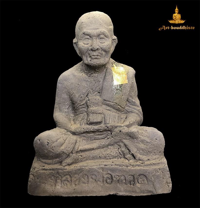 Statuette Bouddha Phra Luang Pu Thuat De Face