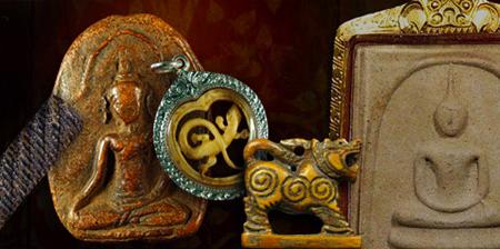 Amulettes Bouddhistes