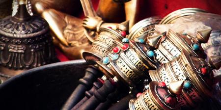 Accessoires de Cérémonie Bouddhique