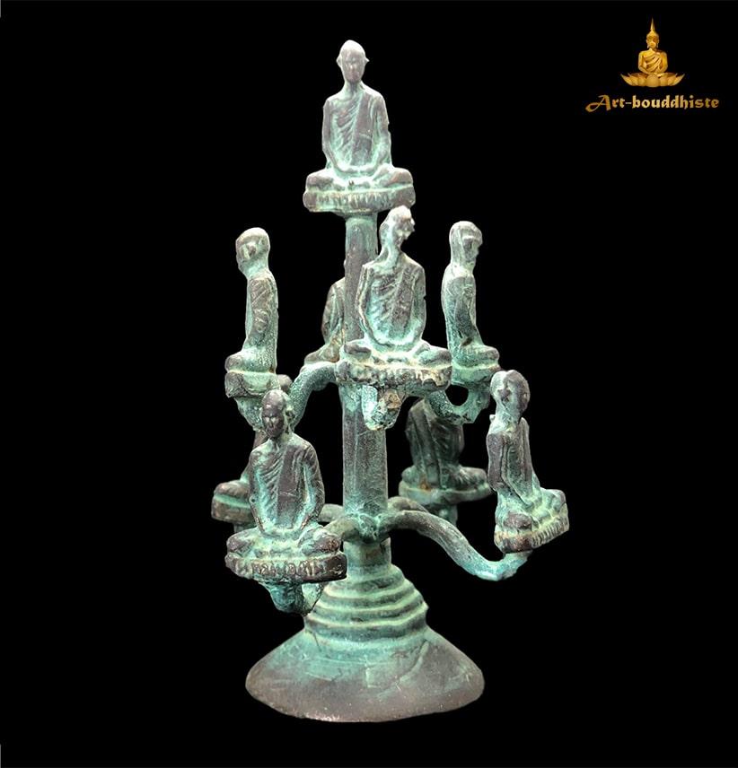 Amulette De Bouddha, Culte Luang Phor Derm