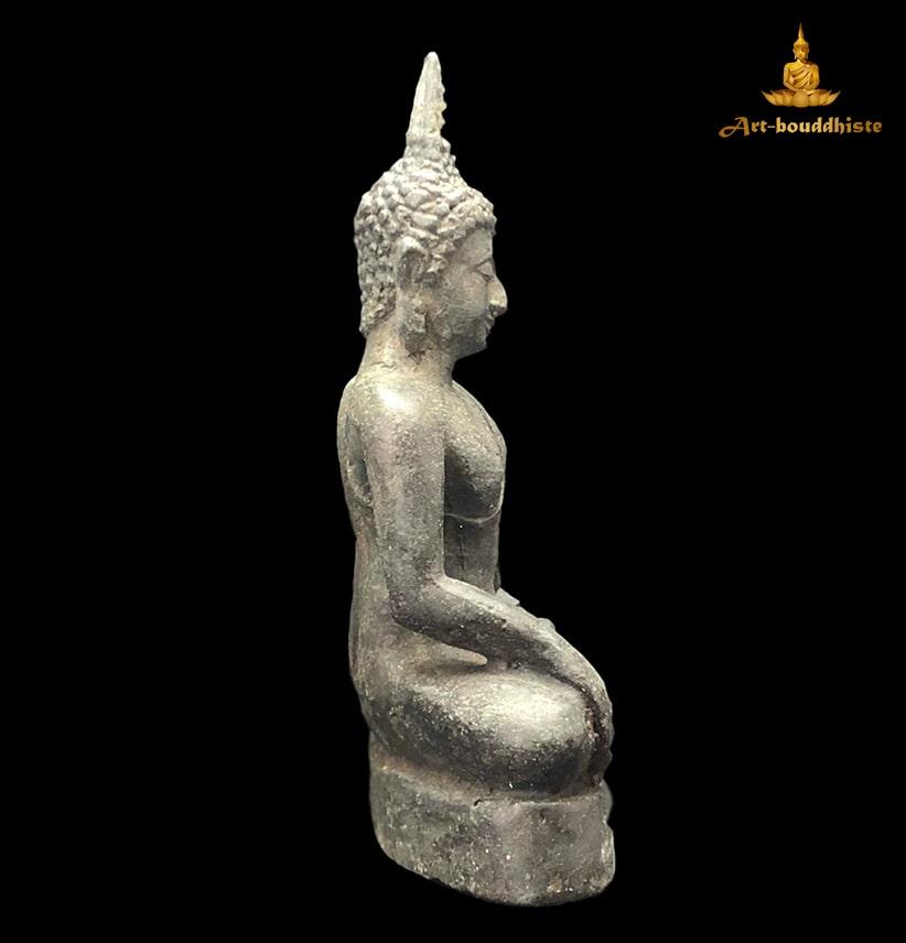 Bouddha En Bronze Culte De Sukhothai A Droite