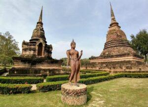 Parc Historique De Sukhothai Min