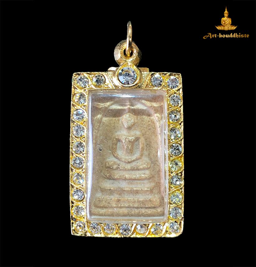 Amulette de Phra Somdej face avant