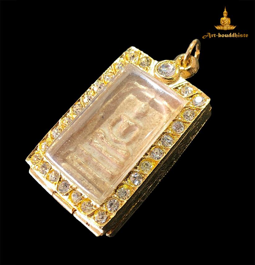 Amulette de Phra Somdej