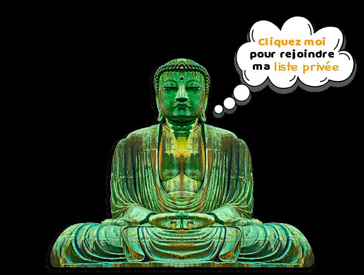 Bouddha Art Amulet
