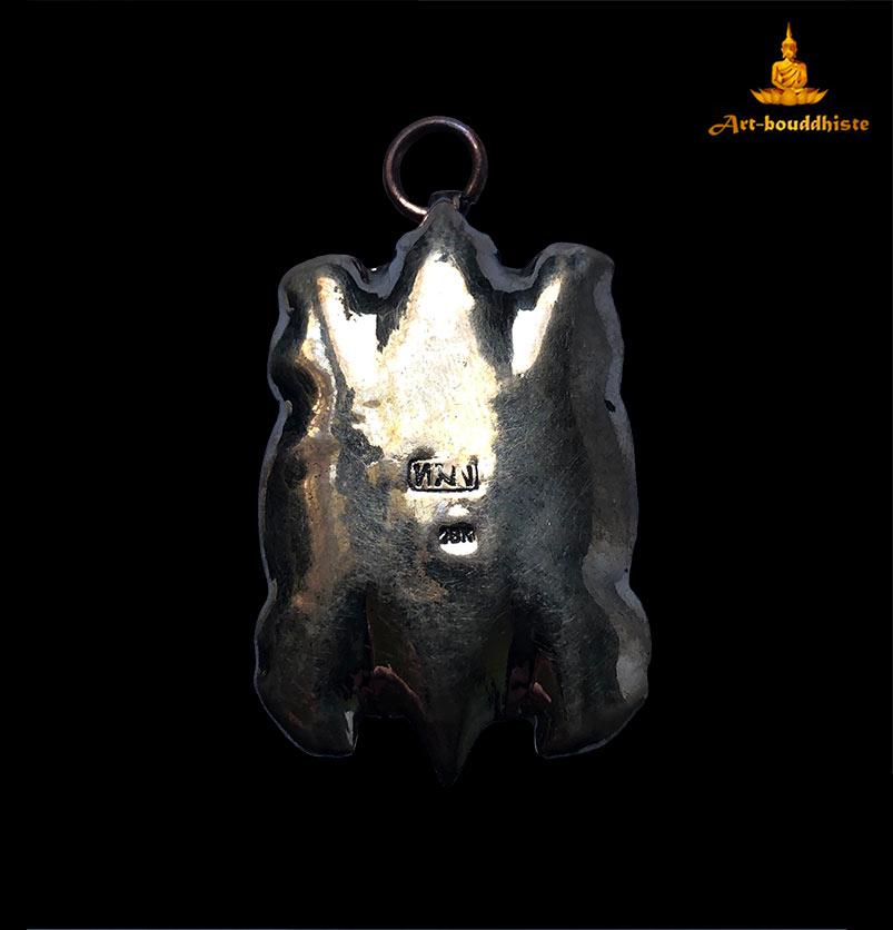 amulette bouddhiste tortue