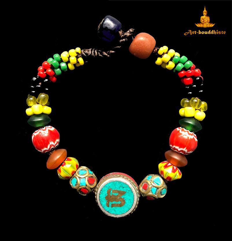 bracelet bouddhique 13