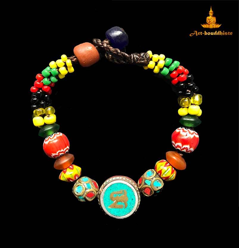 bracelet bouddhique verso 13