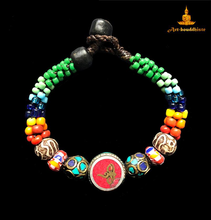 bracelet bouddhiste 14