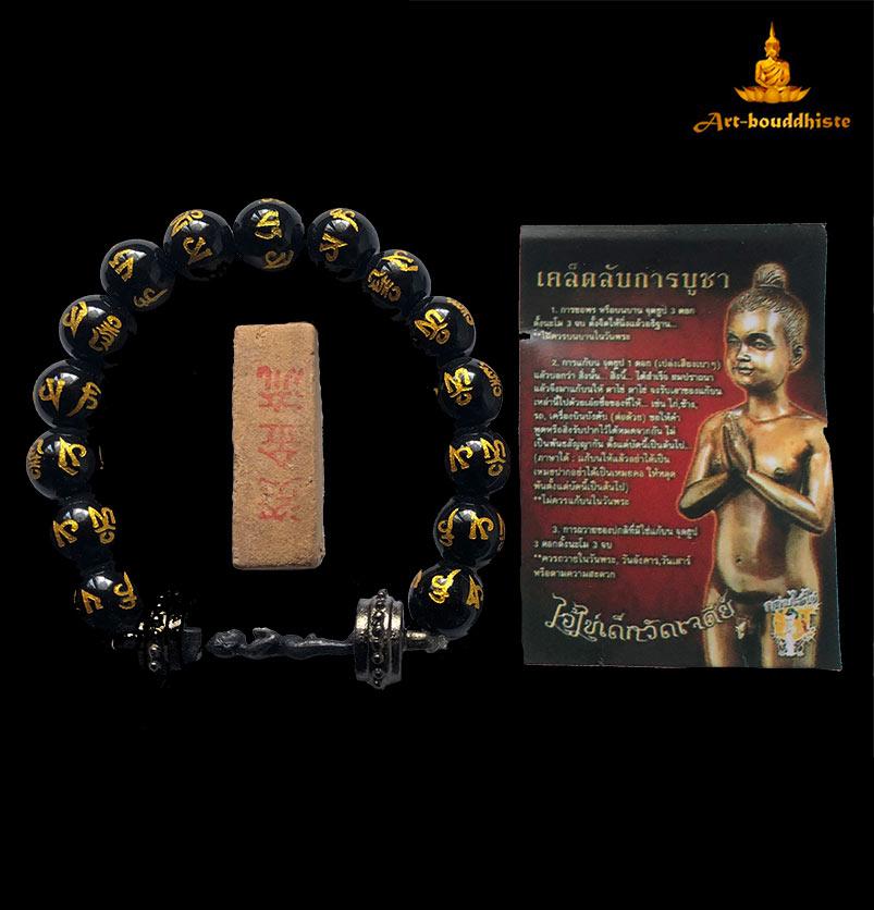 bracelet bouddhiste fertilité